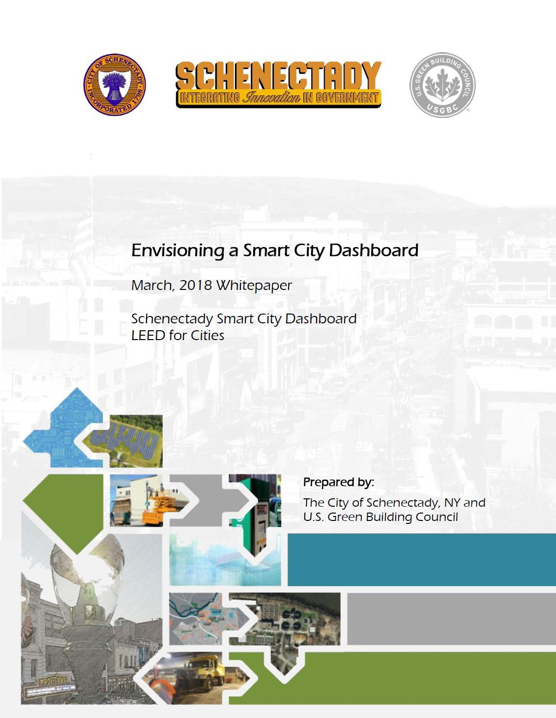 Envisioning a Smart City Dashboard